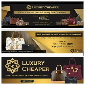 Luxury Cheaper LLC - Specialized in Designer Bags!